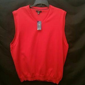 NWT*** Club Room Sweater Vest (XXL)